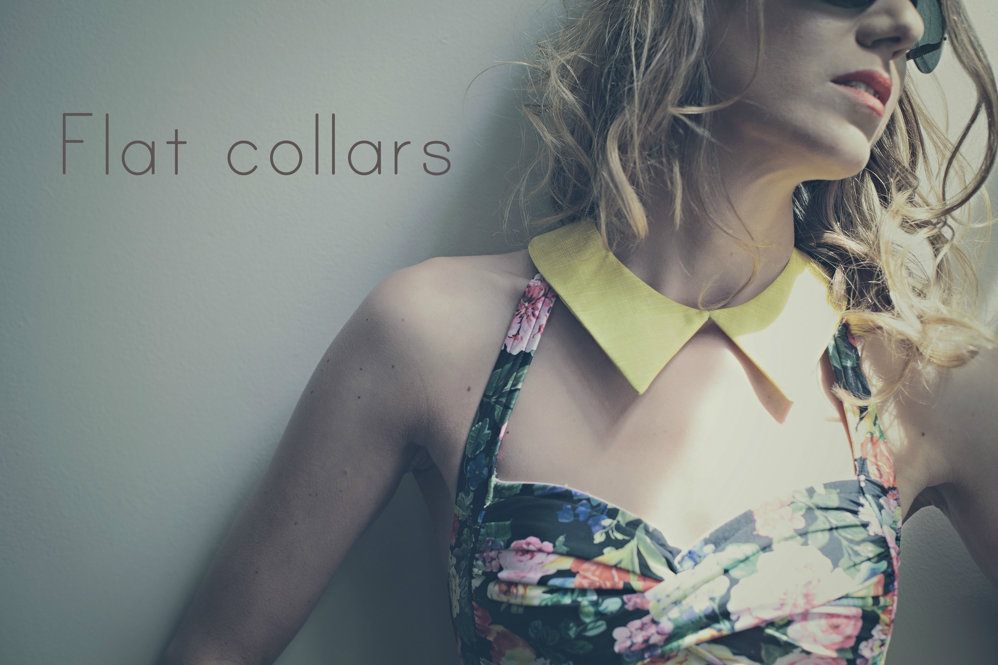 flat collars ali